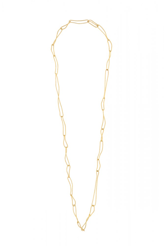 Collier N057G-CO, col. gold