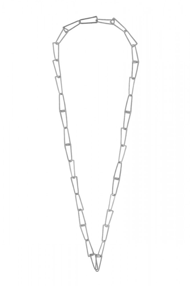 Collier N064S-CO, col. silber