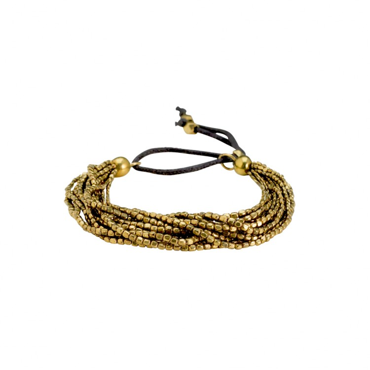 Armband ALGOMA, col. gold antik