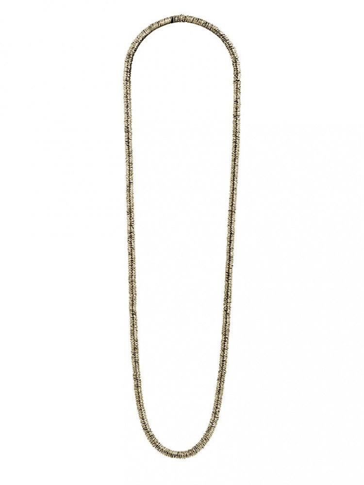 Collier WAKANDA, col. gold antik