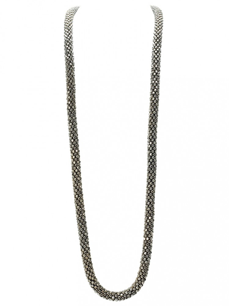 Collier ANABA, col. silber