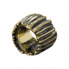 Ring COREEN, col. gold antik, Gr.L -O