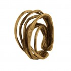 Ring EUMINA, col. gold, Gr.S/M