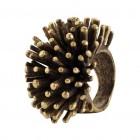 Ring PENGANA, Gr.S/M, col. gold