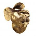 Ring ARLINDA, col. gold, Gr.S/M