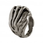 Ring GALAD, col. silber, Gr.S/M