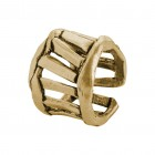 Ring PICABO, col. gold, Gr.S/M