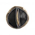 Ring LYDVINA, col. gold, Gr.S/M