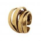 Ring ELANDRA, col. gold antique, size S/M