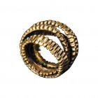 Ring KIMI, col. gold antique, size M/L