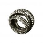 Ring KIMI, col. silver antique, size M/L