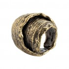 Ring SANYA, col. gold antique, size M/L