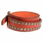 Bracelet ANUSCHA, col. ROSSO, large