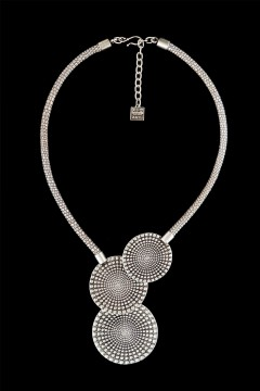 Collier ATEPA, col. argento
