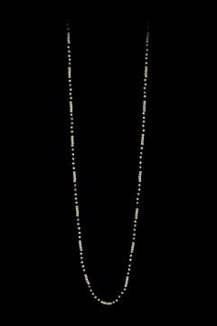 Collier NEGOTO, col. black
