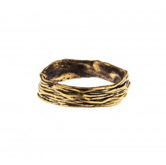 Ring NATYR-1, col. gold antique