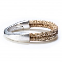 Armband COLOMBO, col. oro/ gold