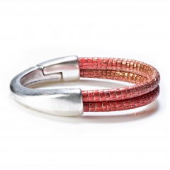 Bracelet COLOMBO, col. rosso/ red