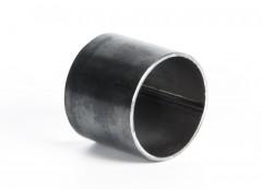 Armreifrolle Eisen blank/ D5,6cmxL5,5cm