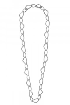 Collier N003S-CO-3, col. silber