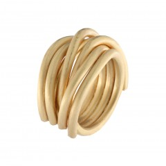 Ring N019G-RI-2, col. gold