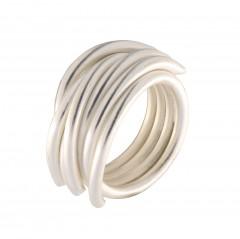 Ring N019W-RI-2, col. silver