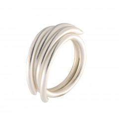 Ring N019W-RI-3, col. silver
