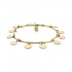 Armband N029, col. gold