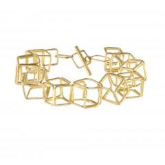 Armband N050G-AB, col. gold