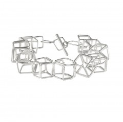 Armband N050S-AB, col. silber