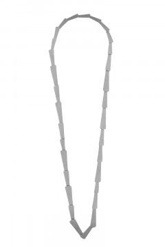 Collier N052S-CO, col. silber