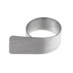 Ring N052S-RI, col. silver