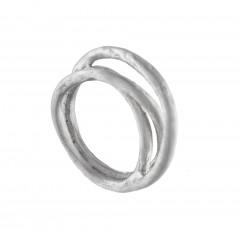 Ring N054S-RI, col. silver