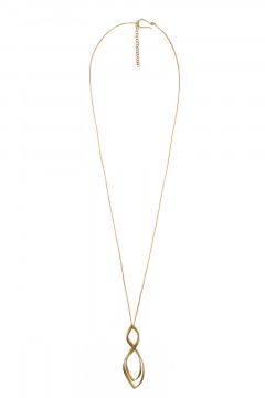 Collier N059G-CO, col. gold