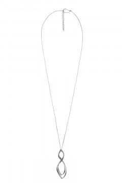 Collier N059S-CO, col. silber