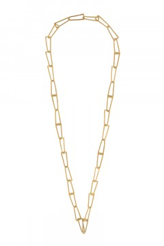 Collier N064G-CO, col. gold