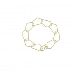 Armband N075G-AB-1, col. gold