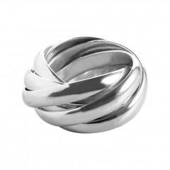 Ring TANUJ111, Silber satin