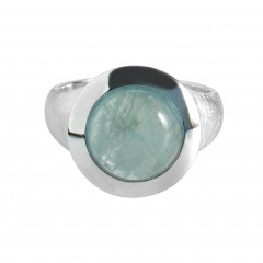 Ring T053, Silber 925°°°, Calzedonit