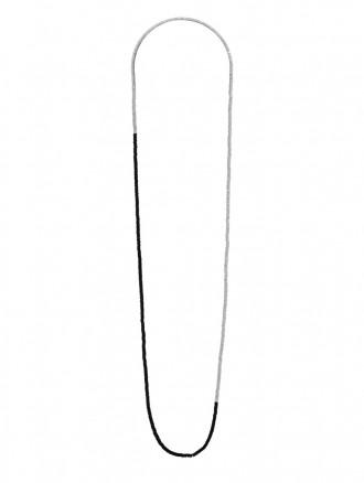 Collier WALLABY, col. nero/bianco
